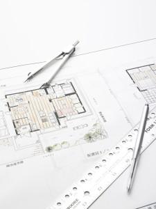 キッチン空間の配置と形状