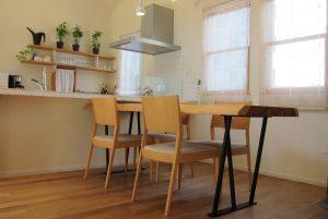 空間に似合うキッチンのつくり方