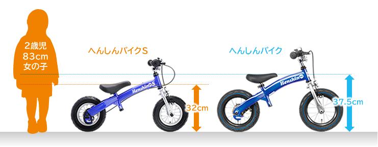 へんしんバイク「こども自転車教室」